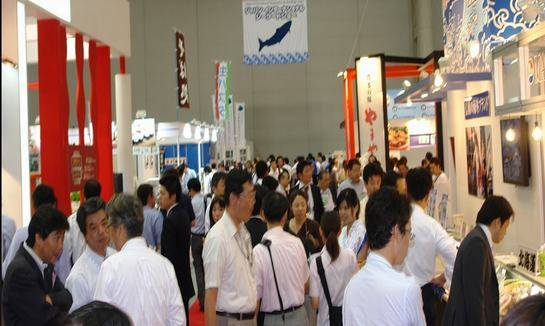 日本海产品技术展JAPAN INTERNATIONAL SEAFOOD & TECHNOLOGY EXPO