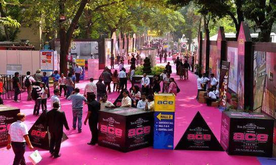 印度孟买建材展ACETECH Mumbai