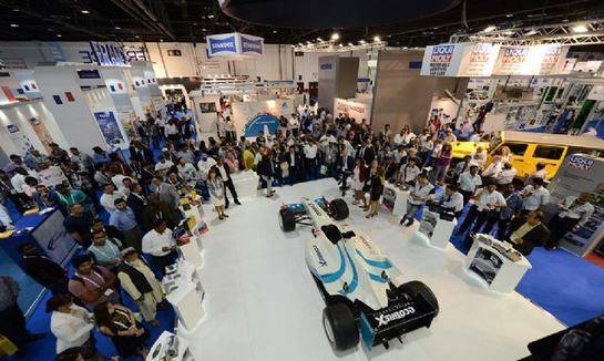 迪拜汽配展Automechanika Dubai