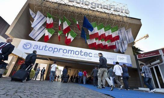 意大利博洛尼亚汽配展AUTOPROMOTEC