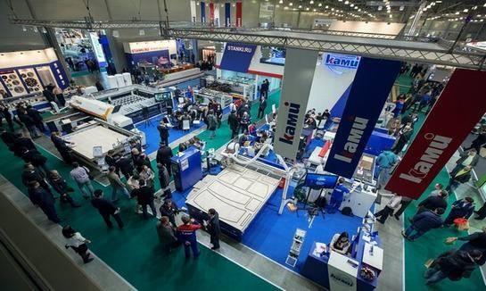 俄罗斯家具、纸业及木工机械展LESDREVMASH