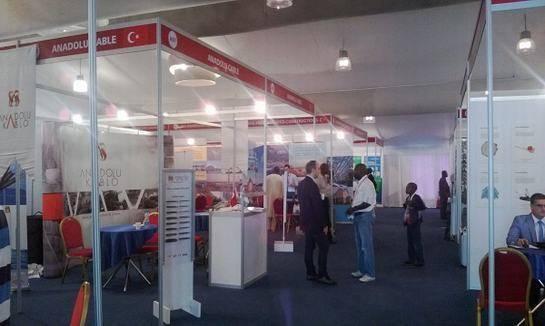 尼日利亚建材展NICONEX