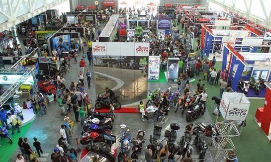 哥伦比亚双轮车展FERIA DE LAS 2 RUEDAS