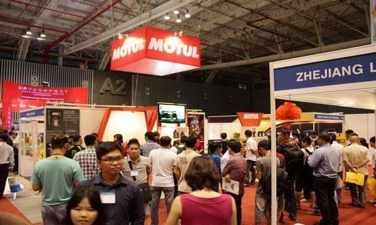 越南汽车摩托车及零配件展SAIGON AUTOTECH ACCESSORIES
