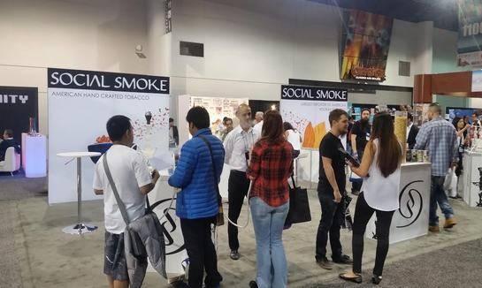 美国烟草展TPE