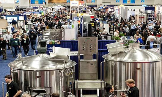 美国酿酒机械设备技术展CBC & BREW EXPO