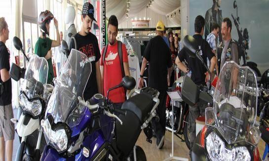 迪拜双轮车展GULF BIKE WEEK