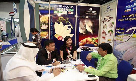 迪拜水产技术展DISF - DUBAI INTERNATIONAL SEAFOOD EXPO