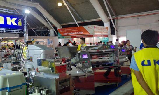 缅甸食品加工包装展FOODTEC MYANMAR