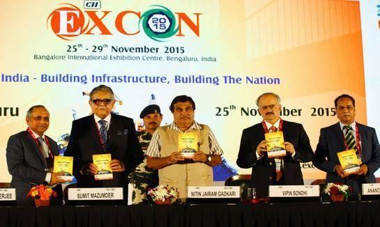 印度工程机械及配件展EXCON INDIA