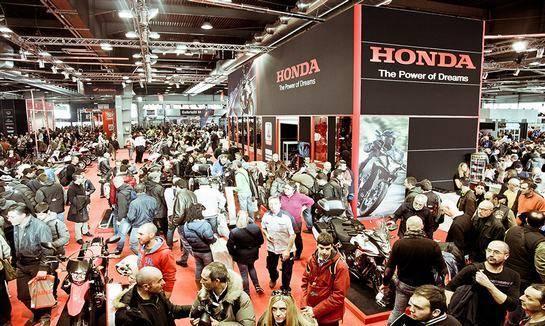 意大利维罗纳摩托车展MOTOR BIKE EXPO