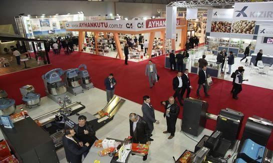 土耳其烘焙技术展IBATECH