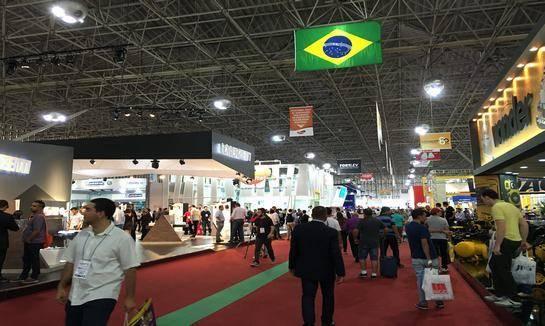 中国建筑建材(巴西)品牌展FEICON BATIMAT(China)