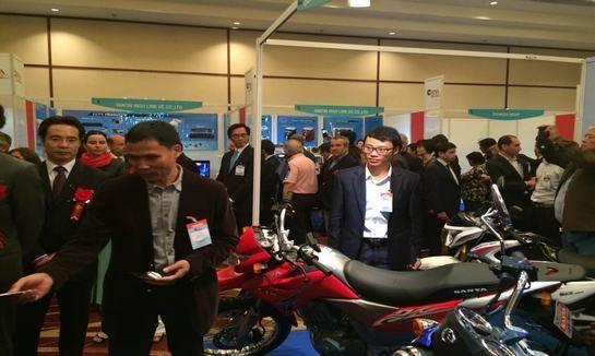 中国机械电子(智利)品牌展CHINA MACHINERY