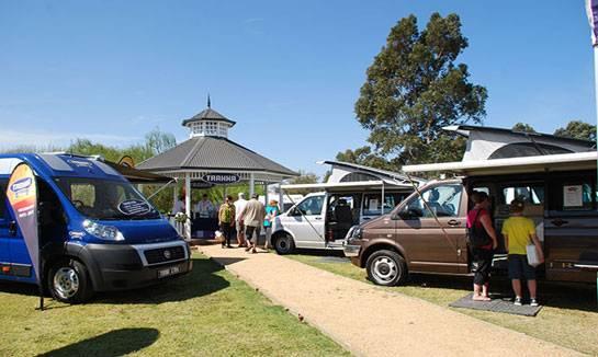 澳大利亚房车露营休闲展PENRITH CARAVAN CAMPING