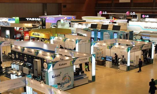 韩国电池展InterBattery