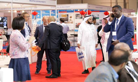 迪拜纸业展PAPER ARABIA