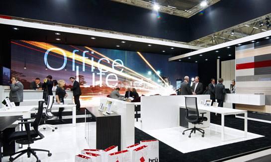 德国办公设备展ORGATEC