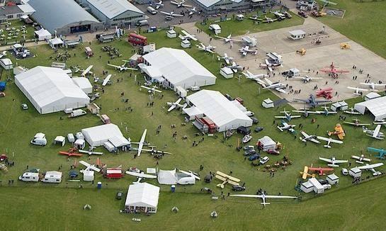 英国航空展AEROEXPO UK