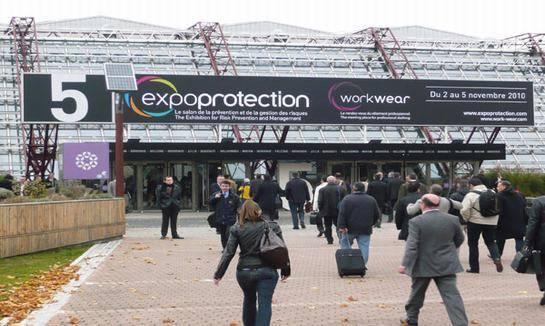 法国劳保展EXPOPROTECTION