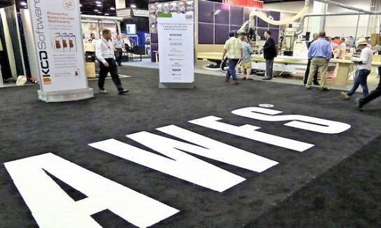 美国木工机械及配件展AWFS