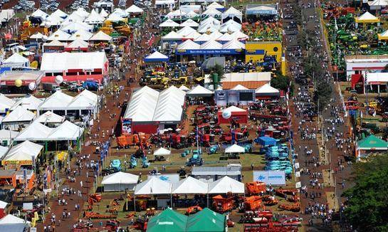 巴西农业技术展AGRISHOW