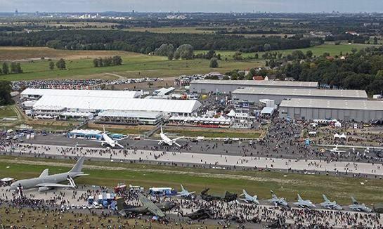 德国航空航天展ILA - BERLIN AIR SHOW