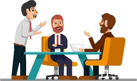 怎样找到与客户的共同话题?
