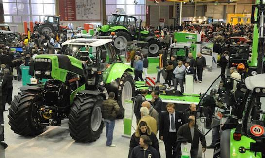 意大利农业机械展EIMA