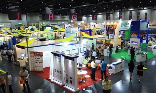 泰国物流技术设备及服务展Logistix Thailand