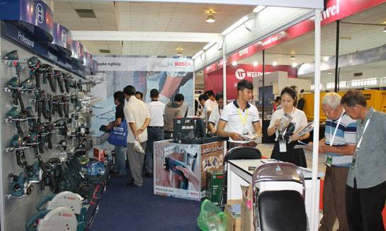 越南工业机械设备及原料展VINAMAC EXPO