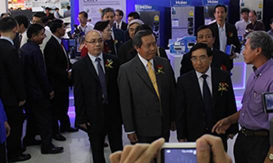 老挝建材展LAOBUILD