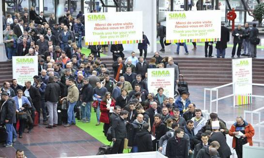 法国农牧业设备技术展SIMA - SIMAGENA