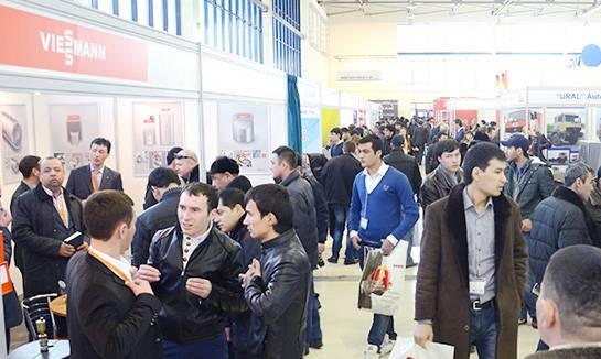 乌兹别克斯坦暖通空调制冷展AQUATHERM TASHKENT