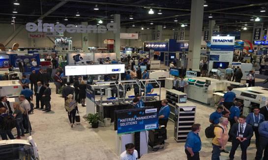 美国线路板及电子组装技术展IPC APEX EXPO