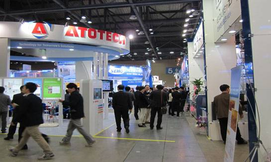 韩国电子电路产业展KPCA SHOW