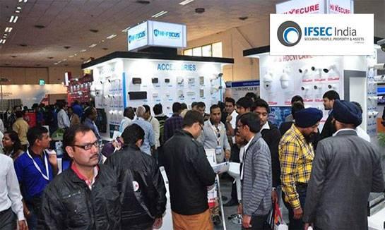 印度安防展IFSEC INDIA