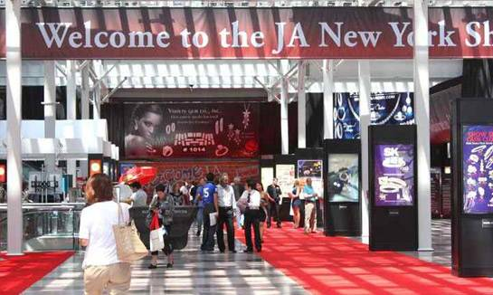 美国纽约夏季珠宝展JA INTERNATIONAL JEWELRY SHOW SUMMER