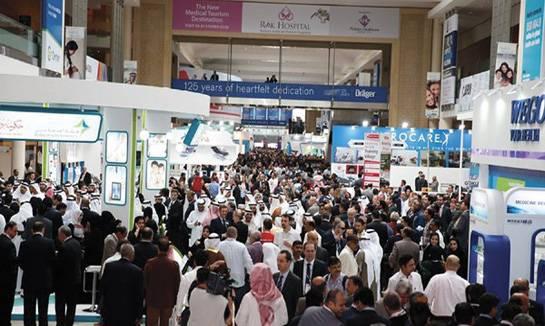 迪拜医疗展ARAB HEALTH