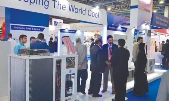 沙特制冷暖通展HVACR EXPO SAUDI