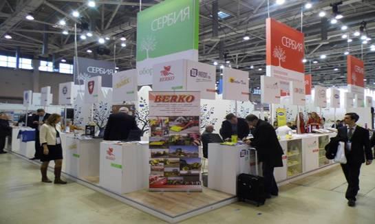 俄罗斯农业机械技术展AGRO TECH RUSSIA