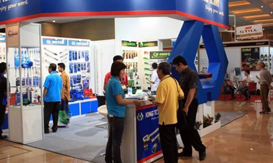 印尼五金及自动工具展HARDWARE AUTO TOOLS