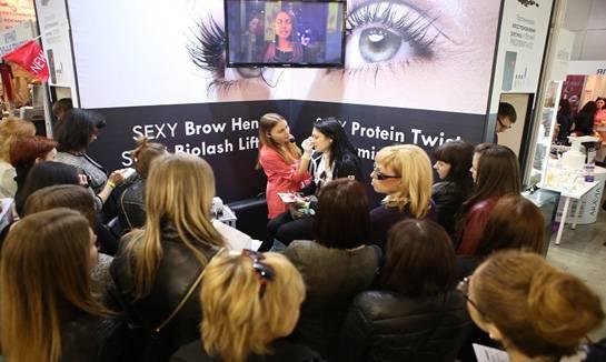 俄罗斯护肤品美容及化妆品展InterCHARM