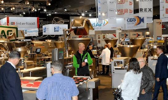澳大利亚食品生产加工技术展FOODPRO
