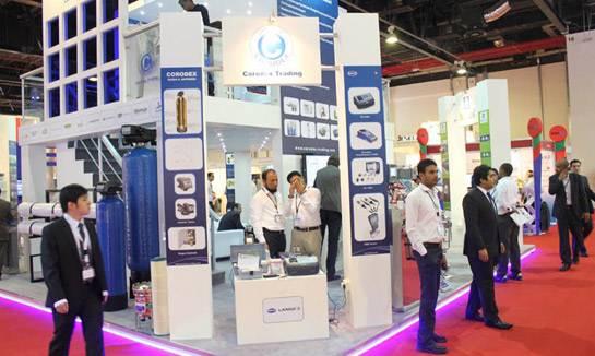迪拜水处理、能源及环保展WETEX
