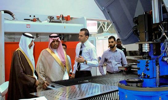 沙特金属与钢铁加工展METAL & STEEL SAUDI ARABIA