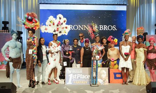美国春季美容美发展BRONNER BROS INTERNATIONAL BEAUTY SHOW