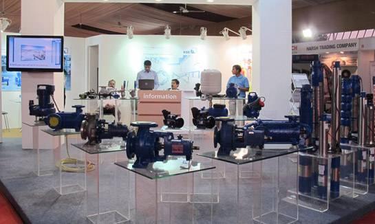 泰国水处理及泵阀展THAI WATER