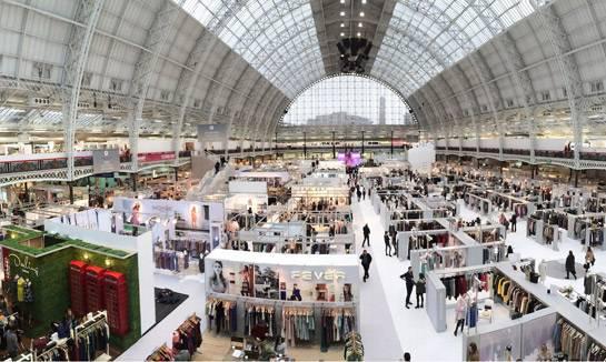 英国伦敦国际冬季品牌服装服饰展览会PURE LONDON