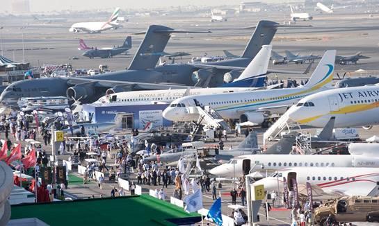 迪拜航空航天展DUBAI AIRSHOW